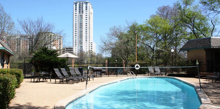 Affordable apartments in Cedar Park and North Austin.