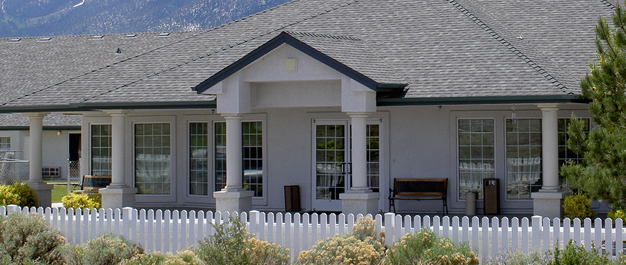 Font of community new Carson Valley Senior Living