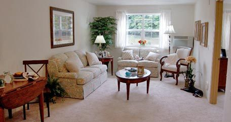 Ashville senior apartments at Bella Vista Gracious Retirement Living