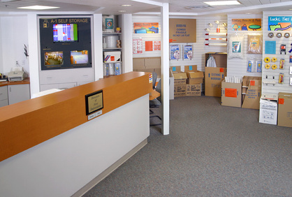 Office A-1 Self Storage