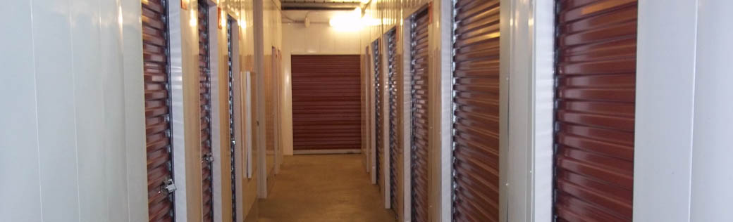 Self storage in Hilo, Hawaii interior units
