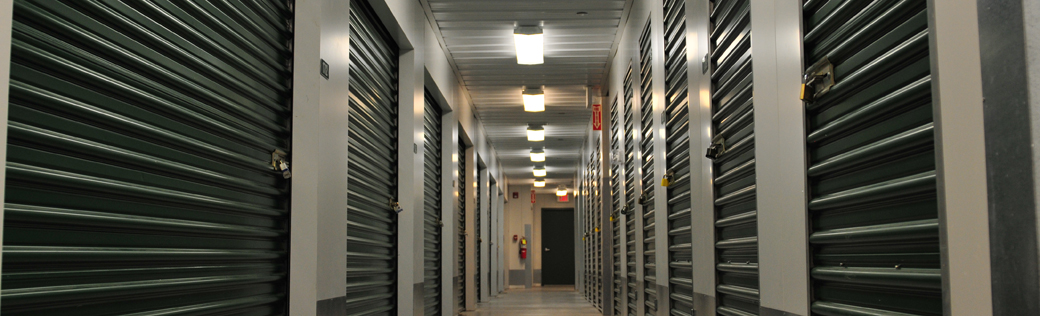 Climate control units at Katonah Self Storage
