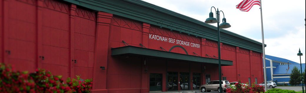 Katonah Self Storage for rent in Bedford Hills.