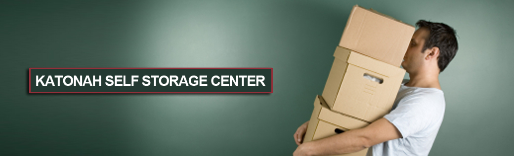 Types of at Katonah Self Storage