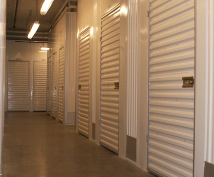 4 METRO HEATED STORAGE