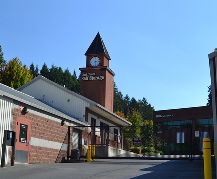 Mill Creek Self Storage Mill Creek Clock Tower Self