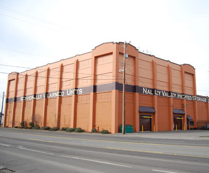 Nalley VALLEY SELF STORAGE
