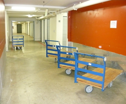 Factoria security self storage flat bed moving carts bellevue wa
