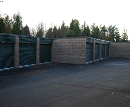 Federal way self wahs HEATED STORAGE AT THE CROSSINGS