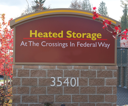 10 HEATED STORAGE AT THE CROSSINGS