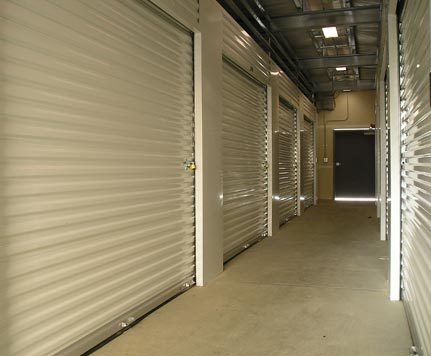 Hallway CASCADE HEATED SELF STORAGE