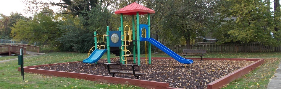 New jamestown playground area 10 18 12