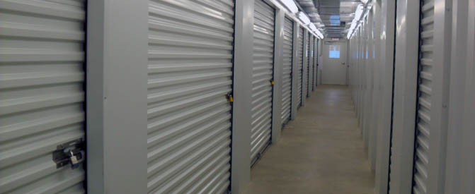 La Plata self storage interior units