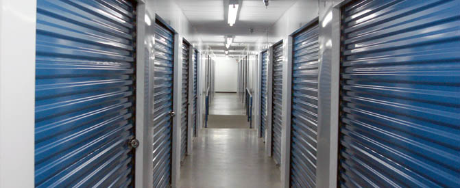Interior units at our mini storage in Bel Air, MD 21014