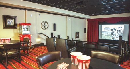 Movie theatre i
