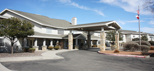 Senior community SunRidge at Cambria