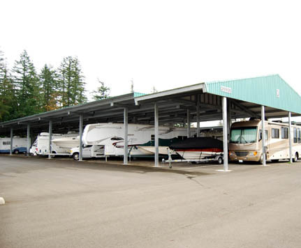 Maple valley boat 4 CORNERS SELF STORAGE