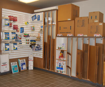 Maple valley moving supplies 4 CORNERS SELF STORAGE