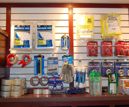 Maple valley packing supplies 4 CORNERS SELF STORAGE
