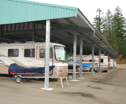 Maple valley rv 4 CORNERS SELF STORAGE