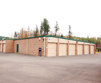 Maple Valley Self Storage  4 Corners Self Storage in