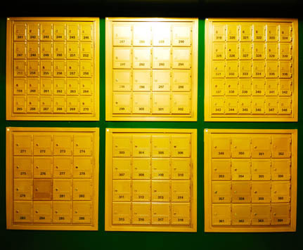 Seattle mail boxes 12TH & MADISON SELF STORAGE