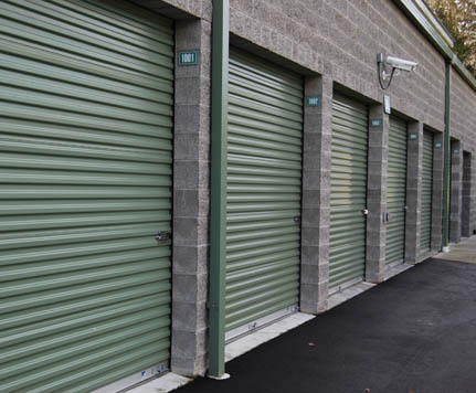 Puyallup units ARM GUARD SELF STORAGE