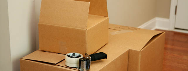Packing supplies for self storage in Toledo, OH