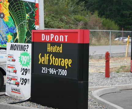123 DUPONT HEATED SELF STORAGE