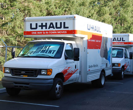 Uhaul DUPONT HEATED SELF STORAGE