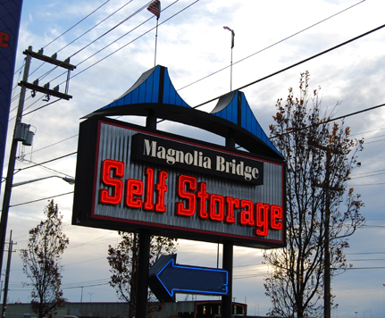 4 MAGNOLIA BRIDGE SELF STORAGE