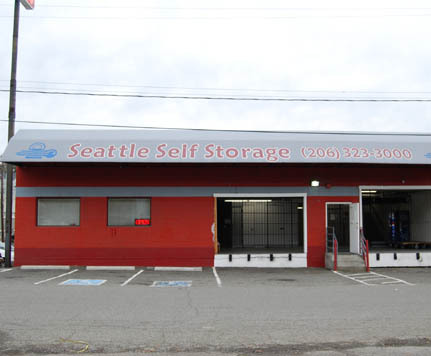 Poplar SEATTLE SELF STORAGE