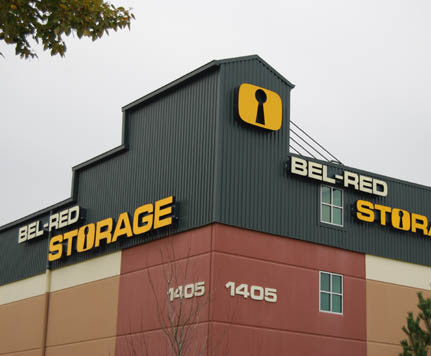 Bellevue BEL-RED SELF STORAGE