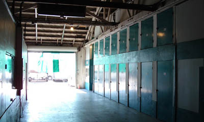 Interior units at self storage near LAX