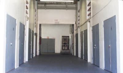 Mini storage units in Pasadena