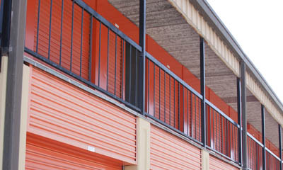 Two stories of units Redondo Torrance Mini Storage