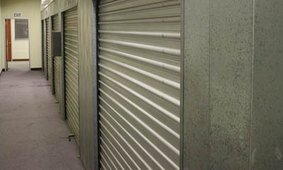 Indoor storageunits Anaheim Mini Storage
