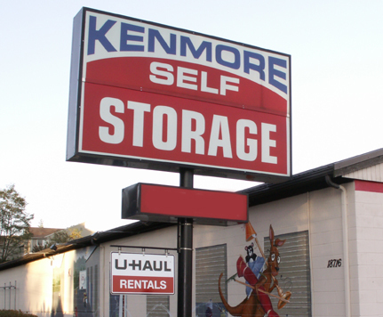 1 KENMORE SELF STORAGE