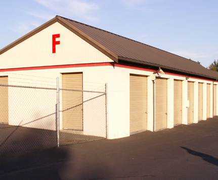8 KENMORE SELF STORAGE