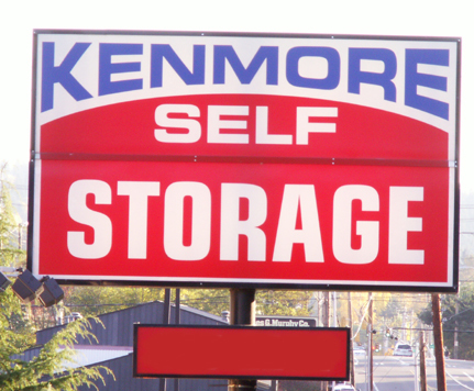 9 KENMORE SELF STORAGE