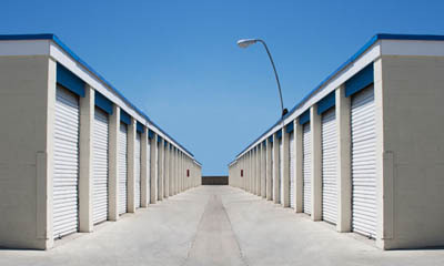 Easily accessible units are available at self storage in Santa Ana