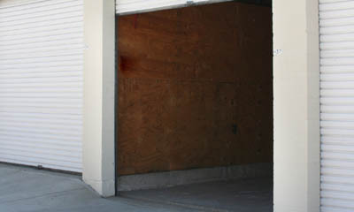 Interior unit Orange County Self Storage