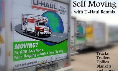 U haul blurry