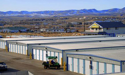 Elko self storage facility at Stor-All