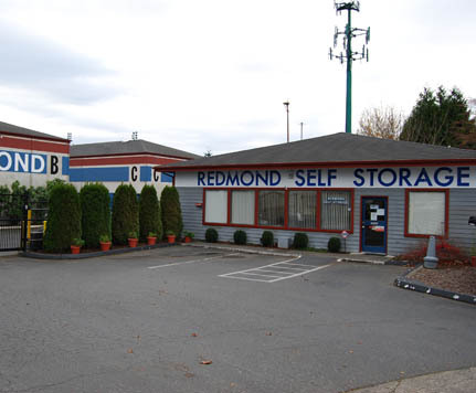 Wa REDMOND SELF STORAGE 1