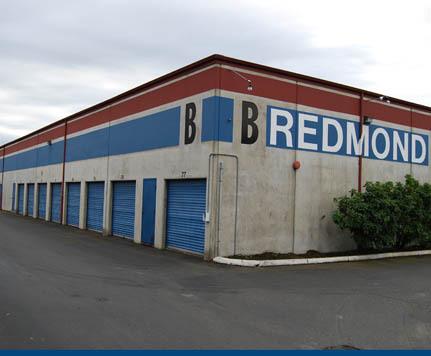 Wa REDMOND SELF STORAGE