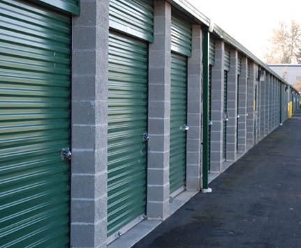 Units2 AUBURN WAY SELF STORAGE
