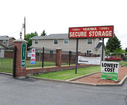 Yakima Self Storage Yakima Secure Storage In Yakima Wa