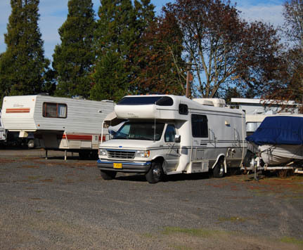 Eugene rv BUDGET SELF STORAGE