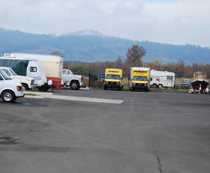 Rv PHILOMATH SELF STORAGE